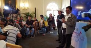El Chapo de Sinaloa entusiasmado por hacer su primer trabajo como actor