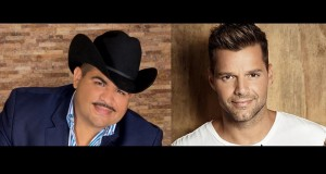 El cantante Chuy Lizárraga asegura que no hay diferencia entre Ricky Martin y él