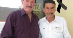 Banda El Recodo de luto por la muerte de Cruz Lizárraga Jr.
