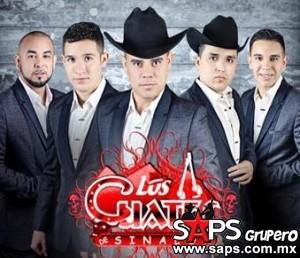 """Los Cuates De Sinaloa en el top # 10 de monitorLatino con """"No Eres Sincera"""""""