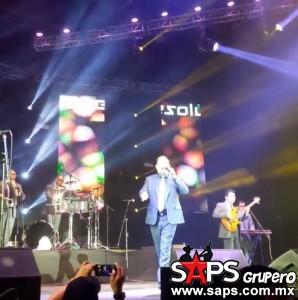 Rayito Colombiano llena de cumbia la Mega Feria Imperial