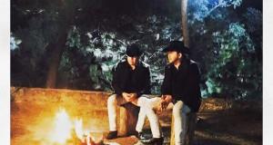 """Hermanos Vega Jr. filman el video del tema """"Necesito"""""""