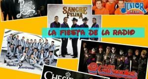 La Ke Buena de Acayucan tendrá La Fiesta de la Radio este jueves 21 de enero con grandes artistas