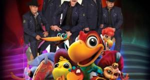 """Gran estreno en México de """"El Americano: The Movie"""""""