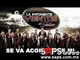La Imponente Vientos De Jalisco – Se Va Acordar De Mi (letra y video oficial)