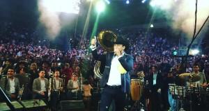 """Julión Álvarez y Su Norteño Banda con """"El Borrachito"""" es número uno en monitorLATINO y Scanner Sound"""