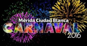 """Constelación de artistas estarán en el Carnaval 2016 """"Mérida Ciudad Blanca"""""""