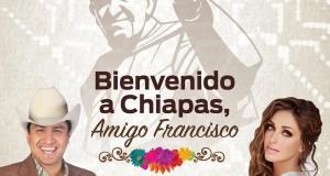 Anahí y Julión Álvarez lanzan tema dedicado al Papa Francisco