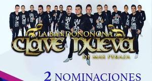 La Bandononona Clave Nueva De Max Peraza nominada en Premios Billboard