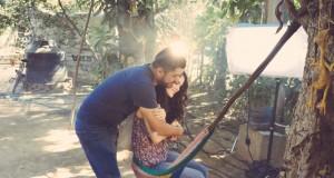La Original Banda El Limón filma escenas de su reciente sencillo