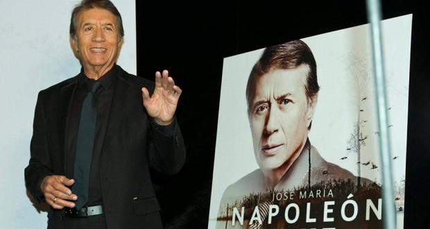 """SAPS Grupero presenta el DISCO DE LA SEMANA: José María Napoleón """"VIVE"""""""
