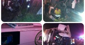 Trágico accidente del Cocobús de Roberto Junior; hay un muerto