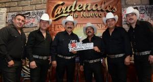 Cardenales de Nuevo León, preparan su disco número 43