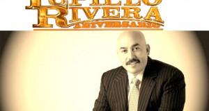 Lupillo Rivera celebrando sus primeros 22 años de carrera musical