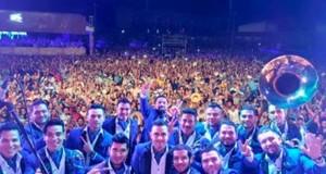Banda El Recodo triunfa en Nicaragua