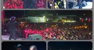 Todo un éxito El Macro de La Mejor 107.1 FM de Tlapacoyan