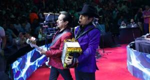 Los Tigres del Norte rugen en la Expo Guadalupe