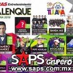 Anuncia Feria Tijuana 2016 a Banda MS, La Arrolladora y Espinoza Paz