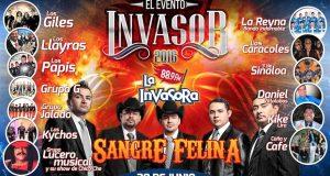 """Todo listo para """"El Evento Invasor 2016"""" de La Invasora de Xalapa"""