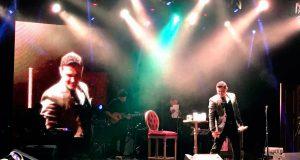 Horacio Palencia ofrece en Mazatlán un concierto acústico, suave y placentero