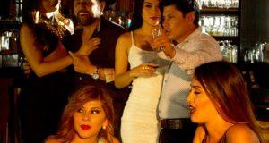 Pancho Barraza y Ernesto Solano graban dueto y filman video
