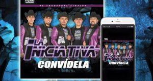 """""""Convídela"""" de La Iniciativa feat. Banda Los Recoditos, disponible en plataformas digitales"""