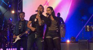 Edwin Luna y Maria León de Playa Limbo hacen dueto espectacular