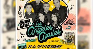Los Ángeles Azules pondrán a bailar al Auditorio Nacional
