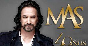 Marco Antonio Solís 40 Años de éxitos