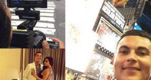 Tierra Sagrada filmó video en Nueva York