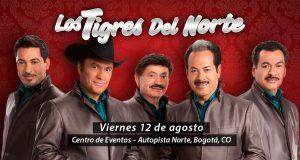 Los Tigres del Norte inician gira en Colombia con boletos agotados