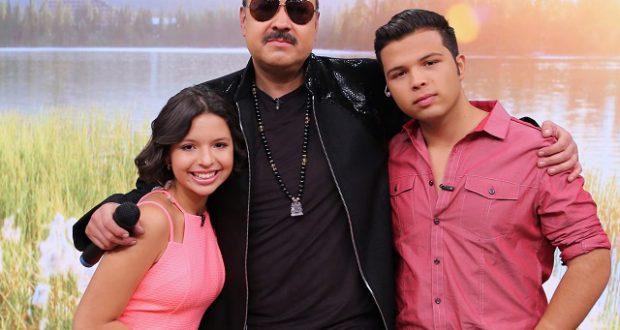 Pepe Aguilar; el Kardashian mexicano