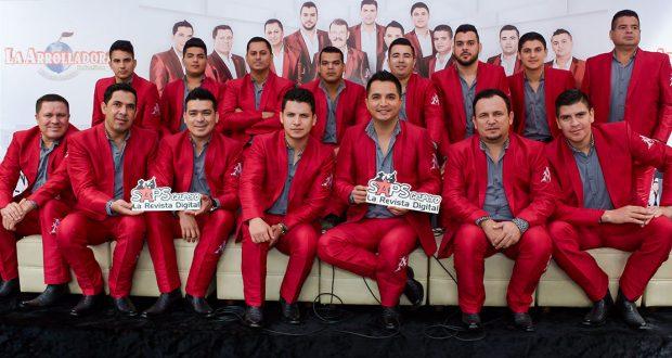 Gana boletos para el concierto de La Arrolladora en Puebla