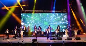 Espectacular noche con Los Ángeles Azules en el Auditorio Nacional