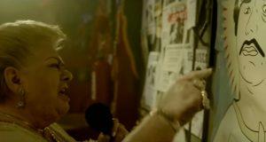 """Paquita la del Barrio le canta """"Rata de dos Patas"""" a Pablo Escobar"""
