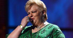 Paquita la del Barrio cree que nunca volverá a grabar un disco