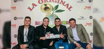 La Original Banda El Limón prepara magno concierto
