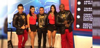 México se llena de Colombia con Cumbia Benavides