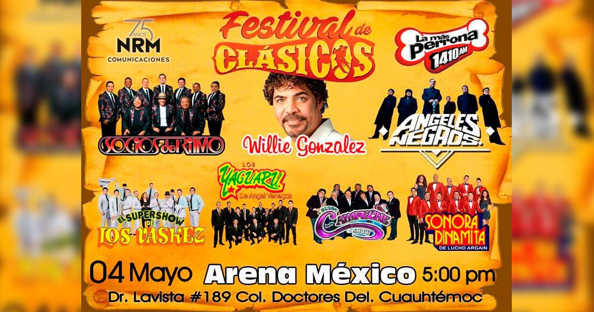 festival de clásicos