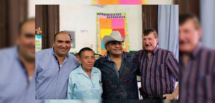 Escuela de la Tambora de Germán Lizárraga