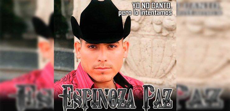 Espinoza Paz - Lo Intentamos