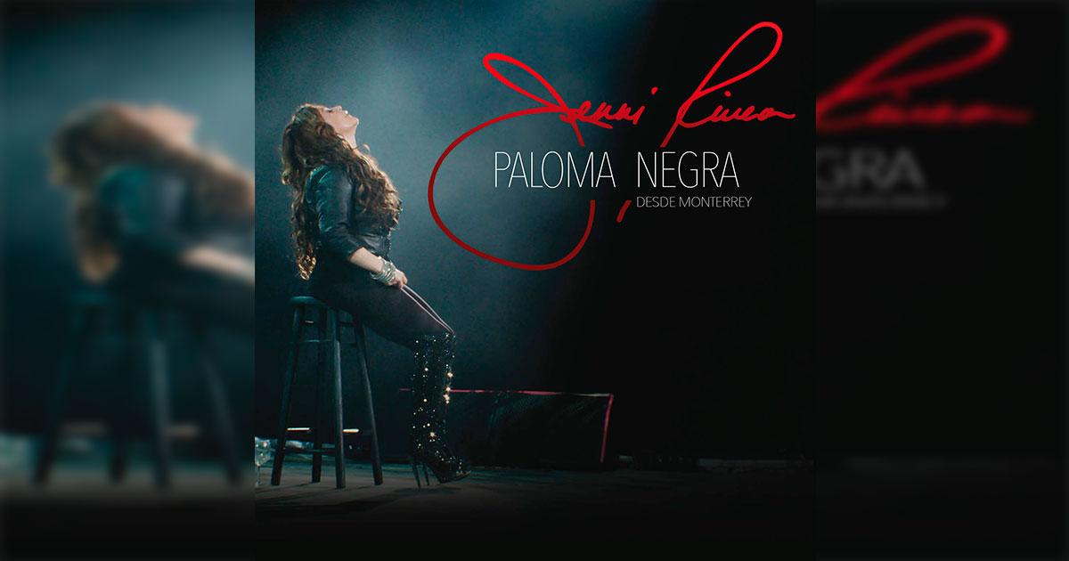 Jenni Rivera - Paloma-Negra