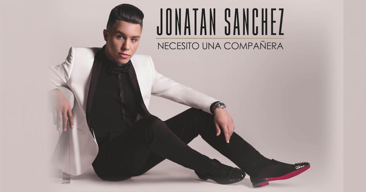 Jonatan Sánchez Necesito Una Compañera