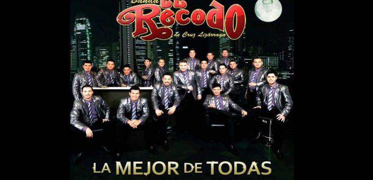 Banda El Recodo - La Mejor De Todas