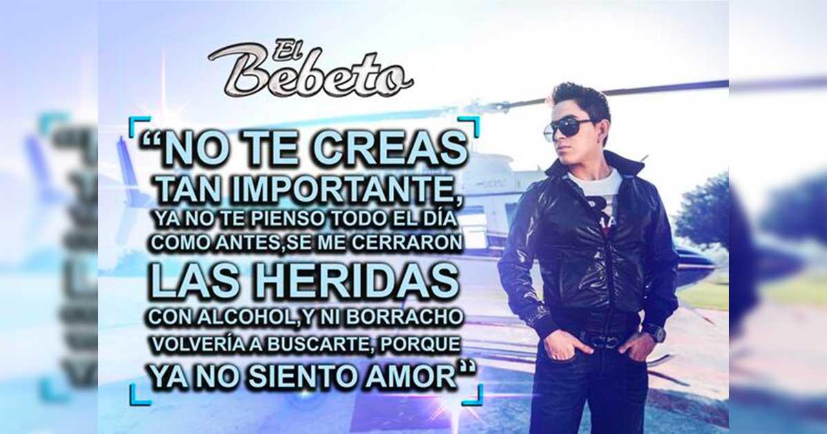 El Bebeto - No Te Creas Tan Importante