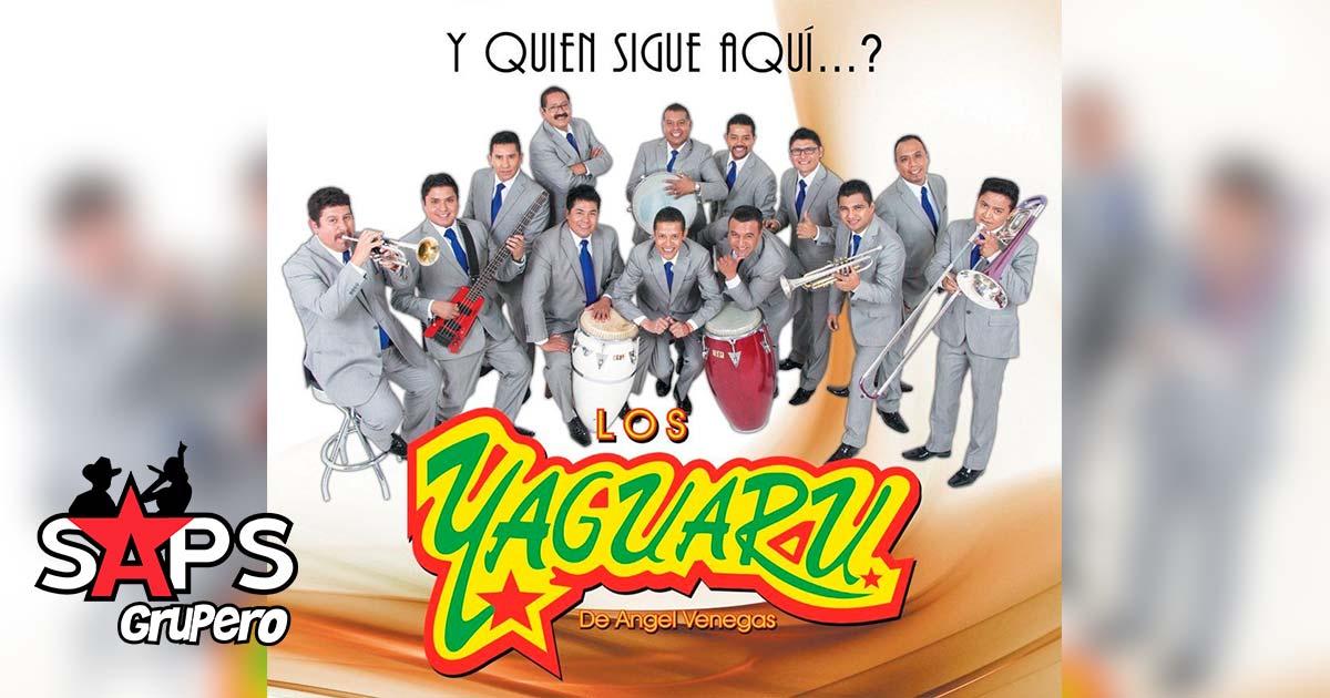Los Yaguarú de Ángel Venegas - Biografía
