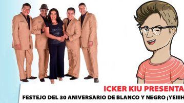 Icker Kiu - Blanco y Negro