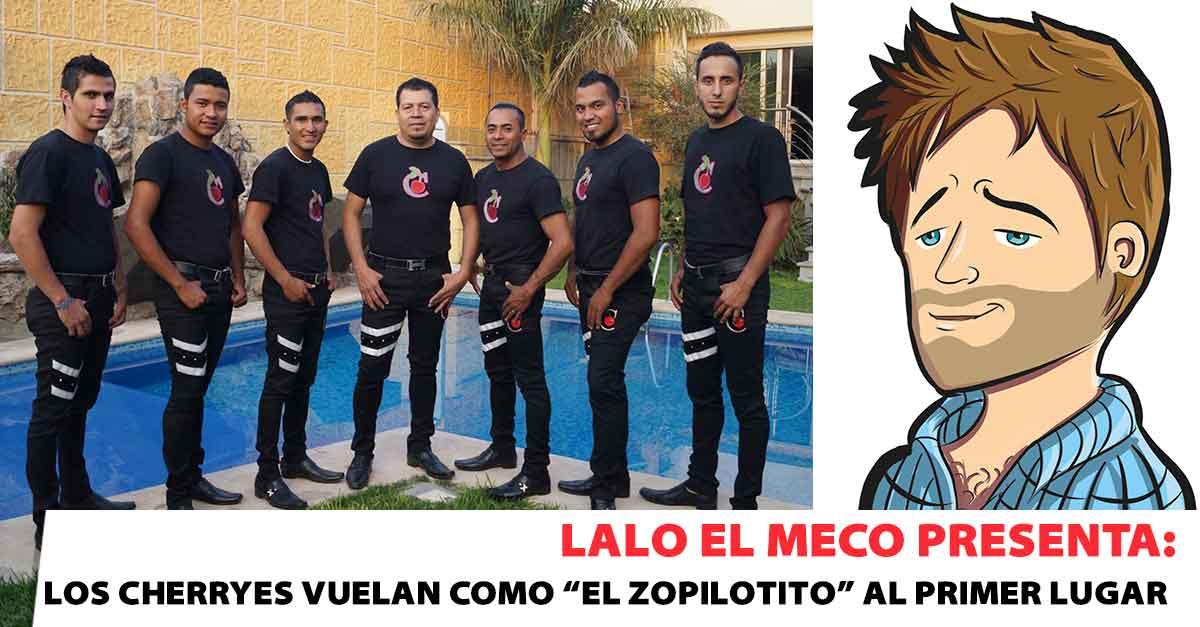"""Los Cherry""""es - Lalo El Meco"""