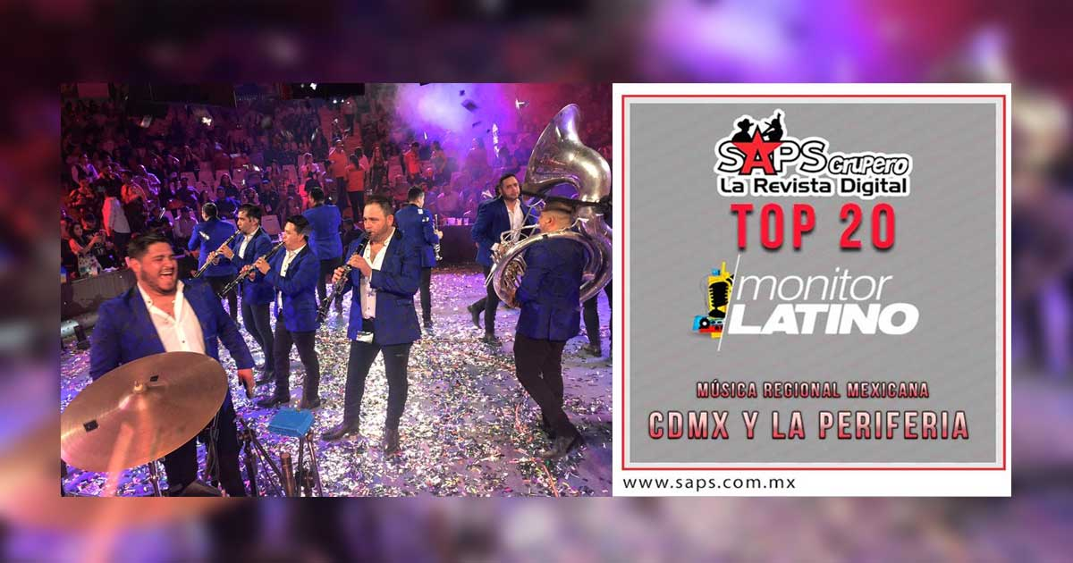 Top 20 CDMX - Periferia monitorLATINO
