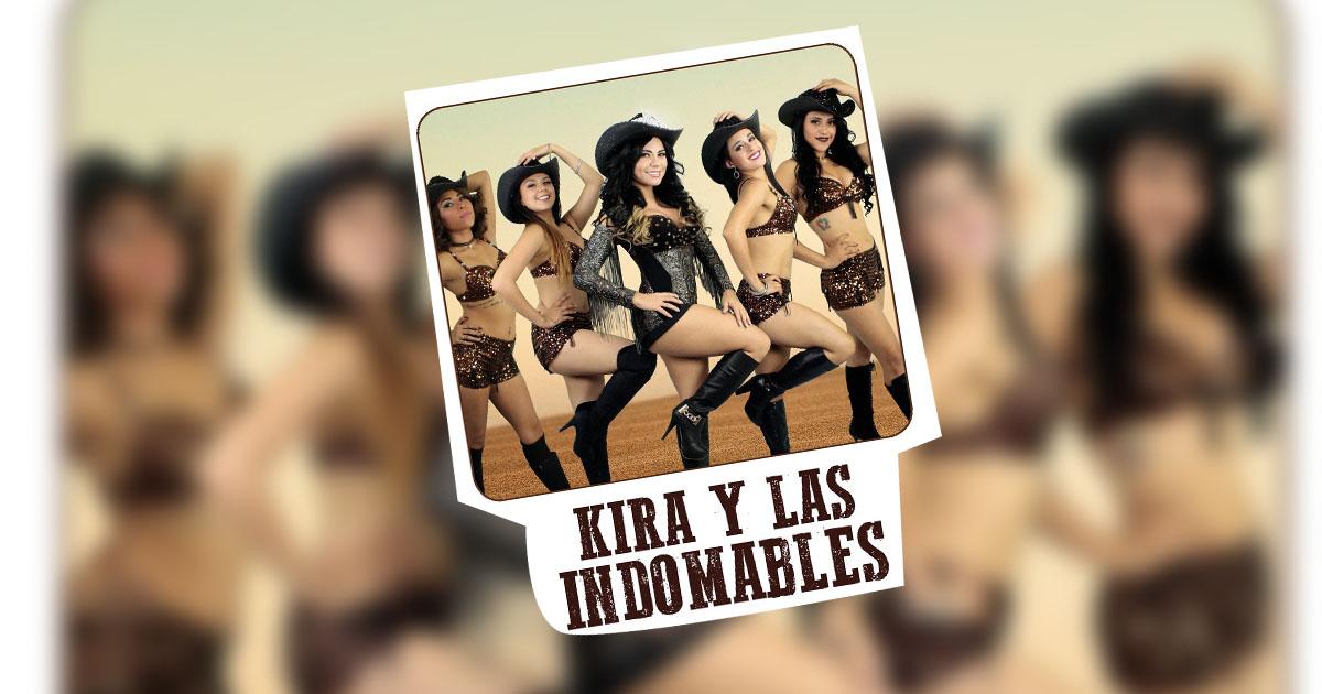 Kira y Las Indomables